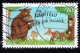 Bund 2019,Michel# 3450 O Grüffelo - Used Stamps