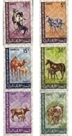 Ref. 572319 * MNH * - MAURITANIA. 1968. DOMESTIC ANIMALS . ANIMALES DOMESTICOS - Mauritania (1960-...)