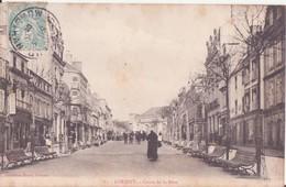 CPA - 17. LORIENT Cours De La Bôve - Lorient