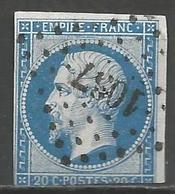 FRANCE - Oblitération Petits Chiffres LP 1037 CRIQUETOT-L'ESNEVAL (Seine Maritime) - Marcophilie (Timbres Détachés)