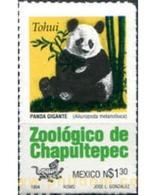 Ref. 54073 * MNH * - MEXICO. 1994. CHAPULTEPEC ZOO . ZOOLOGICO DE CHAPULTEPEC - México