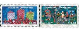Ref. 113793 * MNH * - MEXICO. 2001. CHRISTMAS . NAVIDAD - México