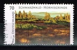 Bund 2018,Michel# 3428 O Schwarzwald: Hornisgrinde - Used Stamps