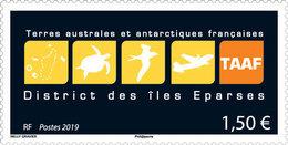 TAAF 2019 - Logo Des éparses Mnh - Nuevos