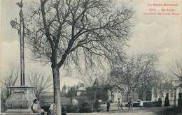 CPA 31 Haute Garonne Saint St Julia Quartier Du Puits Neuf - Otros Municipios