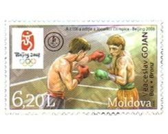 Ref. 222160 * MNH * - MOLDOVA. 2008. PEKING OLYMPIC GAMES . 29 JUEGOS OLIMPICOS VERANO PEKÍN 2008 - Moldavia