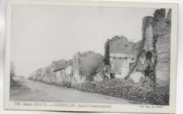 AK 0285  Guerre 1914-15 - Gerbeviller / Apres Le Bombardement - Weltkrieg 1914-18