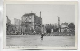 AK 0285  Guerre 1914-15 - Ruines De Revigny - Weltkrieg 1914-18
