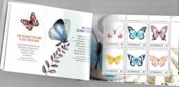 Oostenrijk Austria 2019    Vlinders Schmetterlinge  Butterflies  Papillon   Booklet    Postfris/mnh/neuf - 1945-.... 2de Republiek