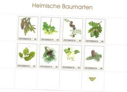 Oostenrijk Austria 2019  Bomen In Oostenrijk Trees In Austria   Sheetlet    Postfris/mnh/neuf - 1945-.... 2de Republiek