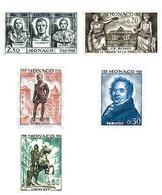 Ref. 32487 * MNH * - MONACO. 1968. BICENTENARY OF THE BIRTH OF THE SCULPTOR F.J. BOSIO . BICENTENARIO DEL NACIMIENTO DEL - Other