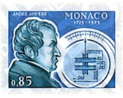 Ref. 32561 * MNH * - MONACO. 1975. BICENTENARY OF THE BIRTH OF ANDRE AMPERE . BICENTENARIO DEL NACIMIENTO DE ANDRE AMPER - Sin Clasificación