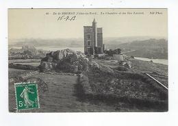 CPA 22 Ile De Bréhat La Chambre Et Les Iles Laveret - Ile De Bréhat