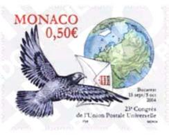 Ref. 142031 * MNH * - MONACO. 2004. 23rd UPU CONGRESS . 23 CONGRESO DE LA UPU - Non Classés