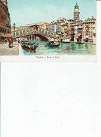 VENEZIA  PONTE DI RIALTO REF VP9 - Venezia