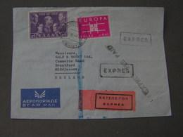 GR Express   .. 1963 - Briefe U. Dokumente
