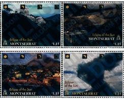 Ref. 73869 * MNH * - MONTSERRAT. 1998. SOLAR ECLIPSE . ECLIPSE SOLAR - Montserrat