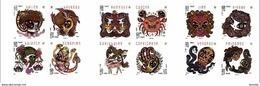 Carnet N° BC N° 941, Les Signes Du Zodiaque - Booklets