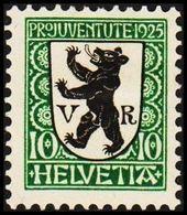 1925. PRO JUVENTUTE  10 (+5) C.  () - JF303113 - Nuovi