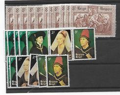 België N°1300/1302  Xx Postfris  Meermaals - Belgien