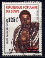 BENIN - 646° - ROI BEHANZIN - Benin - Dahomey (1960-...)