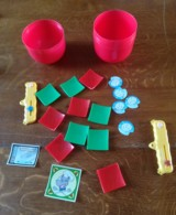 GROS KINDER SURPRISE - ENSEMBLE LOT D'UN KINDER - Autre Lot Différent -ENVOI EN LETTRE BULLES - Maxi (Kinder-)
