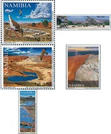 Ref. 126823 * MNH * - NAMIBIA. 2002. RIOS EFIMEROS - Namibia (1990- ...)