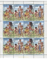 Ref. 347154 * MNH * - NAURU. 1994. NEW CHINESE YEAR OF THE DOG . NUEVO AÑO CHINO DEL PERRO - Nauru