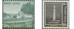 Ref. 305981 * MNH * - NEPAL. 1994. BASIC SET . SERIE BASICA - Nepal
