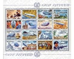 Ref. 275442 * MNH * - NICARAGUA. 1994. GRAF ZEPPELIN . GRAF ZEPPELIN - Zeppelin