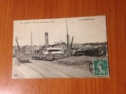 CAEN -  L 'arrivée Du Minerais De Fer (port à Ma Charge ) - Caen