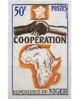 Ref. 192923 * MNH * - NIGER. 1964. COOPERATION . COOPERACION - Niger (1960-...)