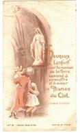 CARMEL NOISY LE SEC HEUREUX L'ENFANT IMAGE PIEUSE RELIGIEUSE HOLY CARD SANTINI HEILIG PRENTJE - Images Religieuses