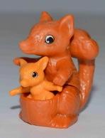K372 / Kinder Série Animaux Et Petits / Ref: EN148 Kangourou Des Arbres - Montables