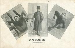 Antonio Contorsionniste - Cirque