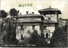 Toscana-arezzo-soci Villa Bocci Anni 60 - Italia