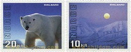 Ref. 68467 * MNH * - NORWAY. 1996. SVALBARD ARCHIPELAGO . ARCHIPIELAGO DE SVALBARD - Nuevos