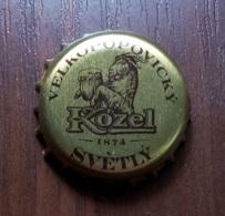 Beer Bottle Cap Capsule Kronkorken Kozel Svetly Efes Ukraine Brewery - Cerveza