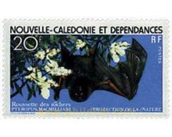 Ref. 44477 * MNH * - NEW CALEDONIA. 1978. NATURE PROTECTION . PROTECCION DE LA NATURALEZA - Nieuw-Caledonië