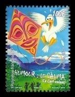 French Polynesia 2018 Mih. 1378 Humor. The Kite. Bird MNH ** - French Polynesia