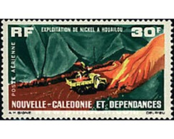 Ref. 45400 * MNH * - NEW CALEDONIA. 1964. EXPLOTACION DEL NIQUEL - Unused Stamps