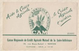 9/18  BUVARD NANTES CREDIT AGRICOLE MUTUEL - Banque & Assurance