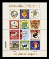 New Caledonia 2019 Mih. 1766/77 Lunar New Year MNH ** - New Caledonia