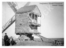 Postcard | Windmill | Smoljaninove | Ukraine - Mulini A Vento