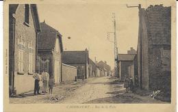 62 CAGNICOURT  Rue De La Poste  CPA écrite En 1946 - France