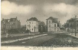 Ieper Ypres Yper Place De La Gare (Photo Antony) - Ieper