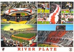 """STADES Stadium ( ARGENTINA Argentine ) BUENOS AIRES Club """" RIVER PLATE """" CPM GF - Estadio Stadion El Stadio Lo Statio - Stadien"""