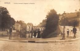 Namur - Vieilles Maisons Longeant La Sambre - Namur