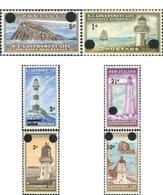Ref. 148089 * HINGED * - NEW ZEALAND. 1967. LIGHTHOUSES . FAROS - Nuovi