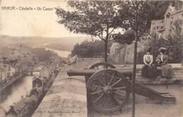 Namur - Citadelle - Un Canon - Namur